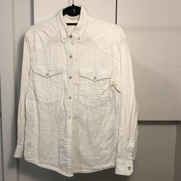 Isabel Marant Etoile Cotton Shirt